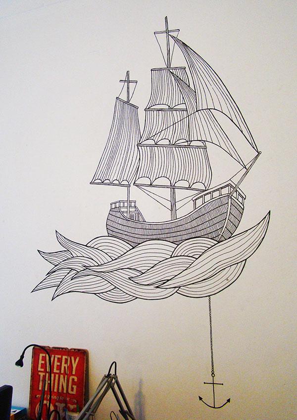 wall-ship